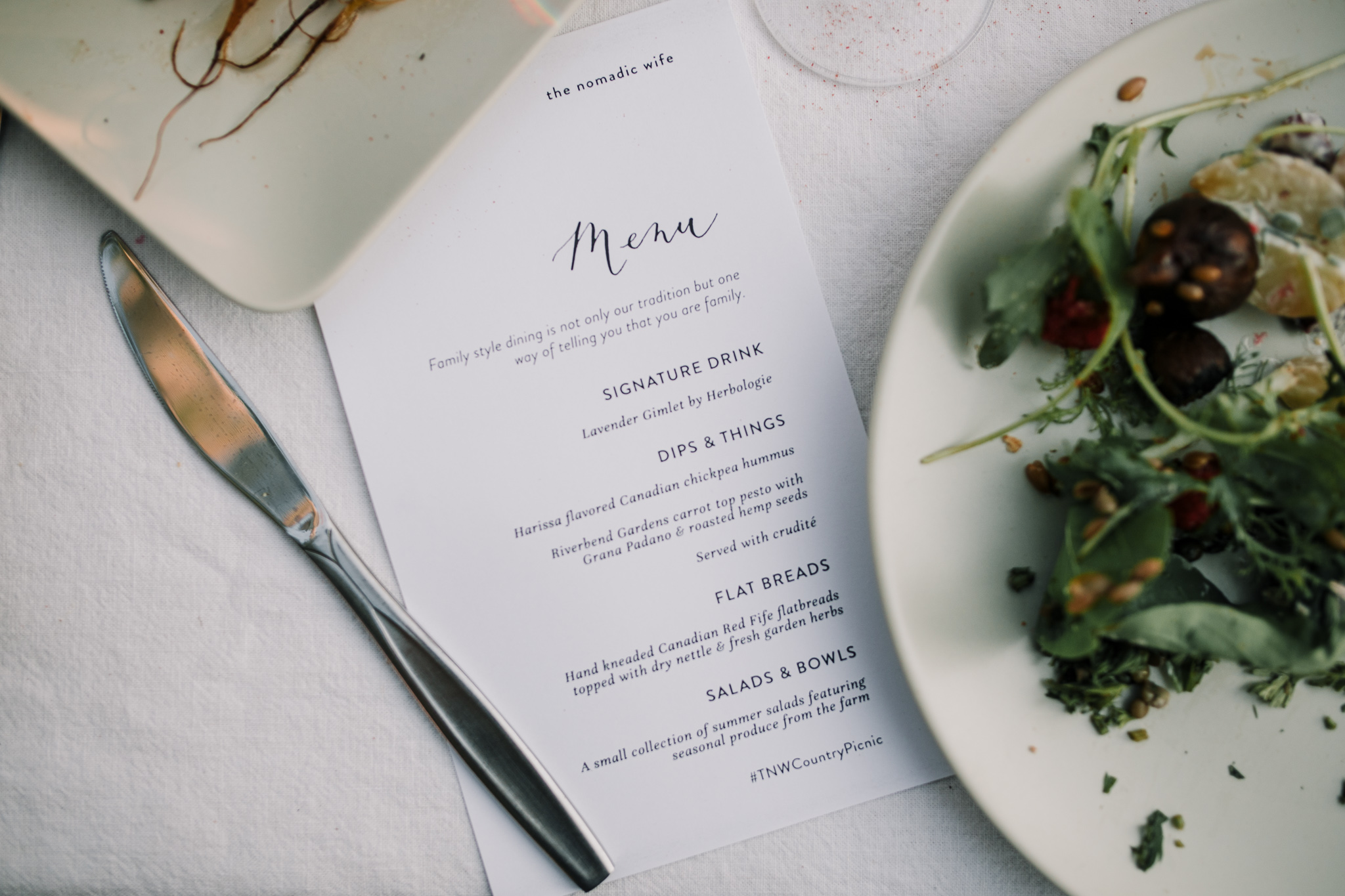 on farm dinner alberta by the nomadic wife   photography by sara jewell