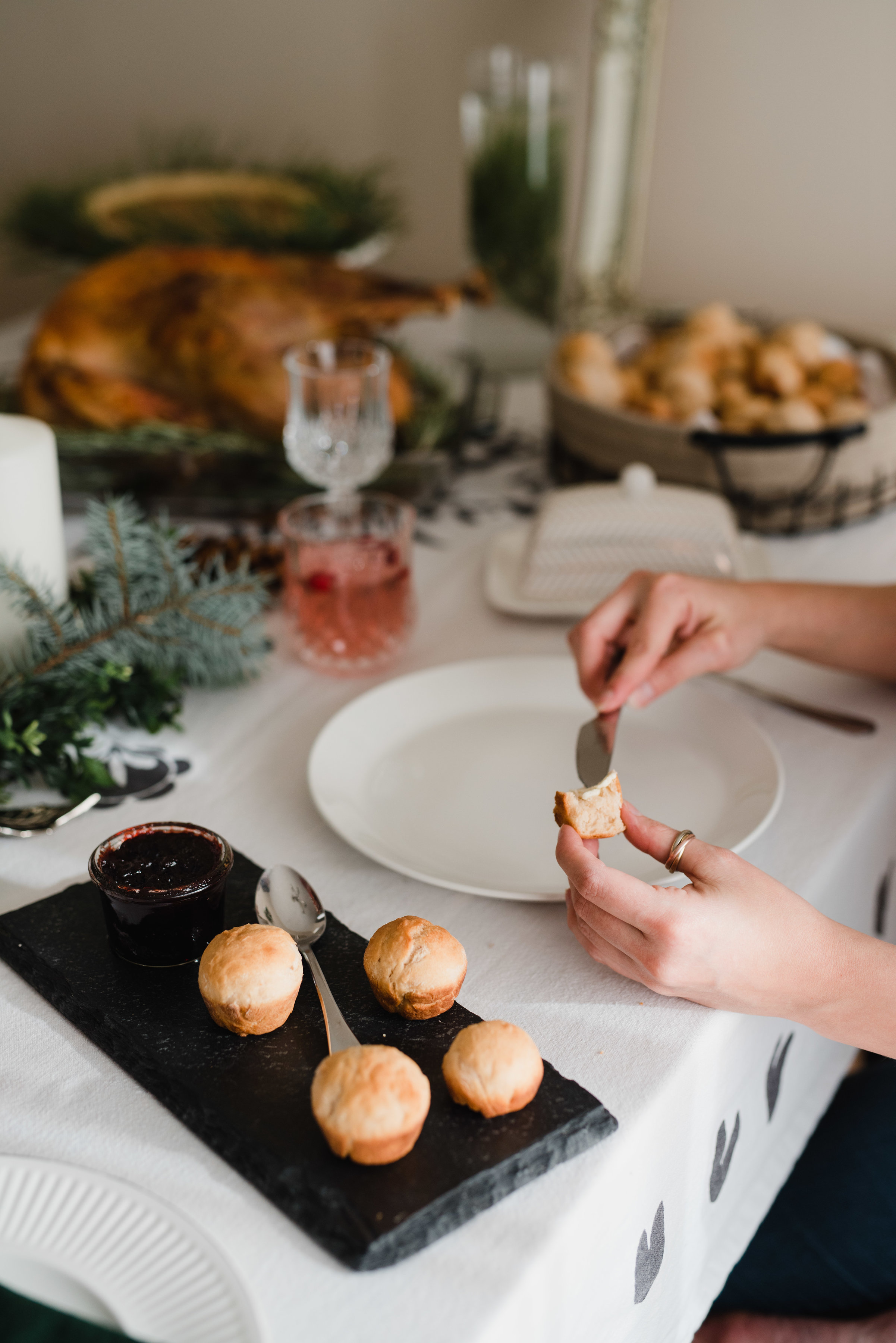 The only dough you need to know: Mini Pizza Dough Buns | Emilie Iggiotti Photography