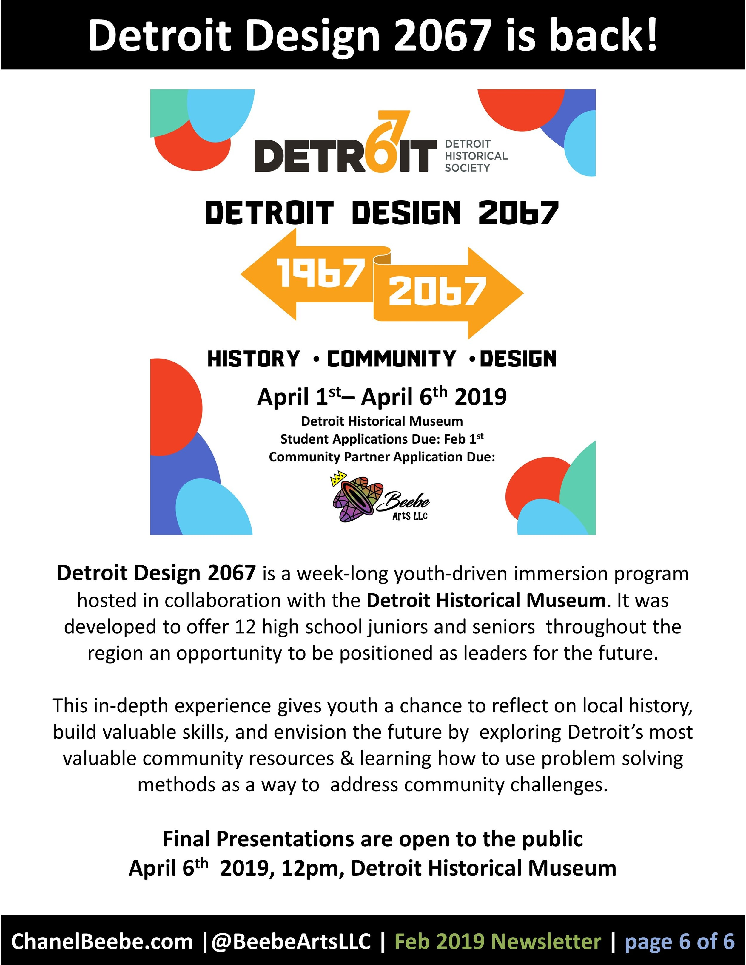 Detroit Design 2067