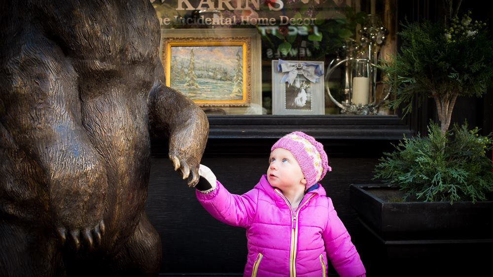 """This one is for her Father , he calls her """"Greta Bear"""" ! Beavercreek , CO"""