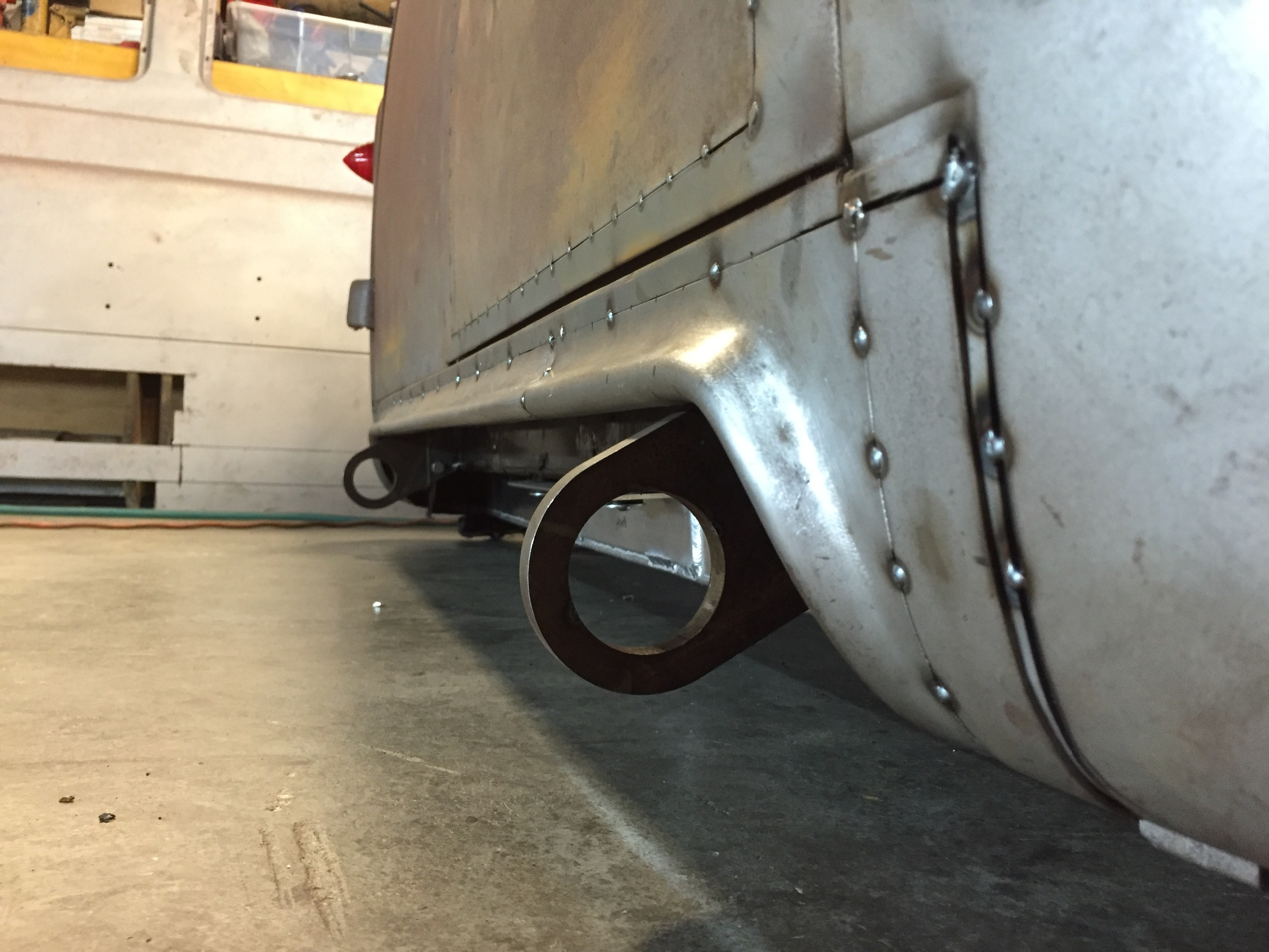 Makes the tow hooks look exceptional too!