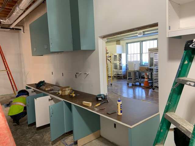 3-13-2019 View from Kitchen to Assembly Hall
