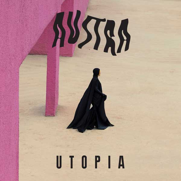 """UTOPIA"" SINGLE COVER"