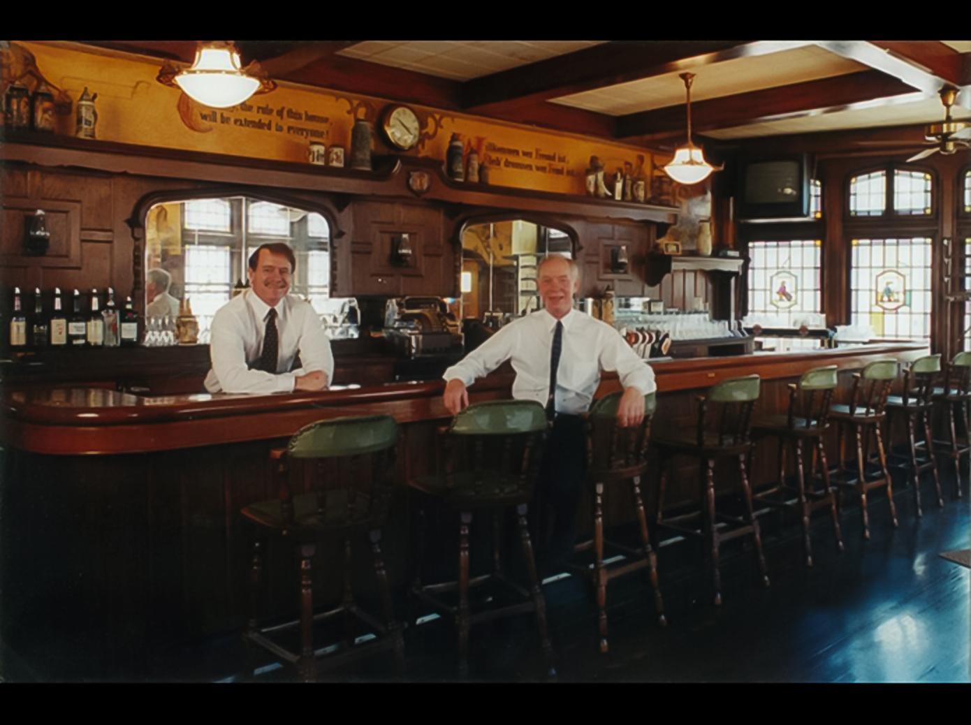 Rob & Jim Kegel