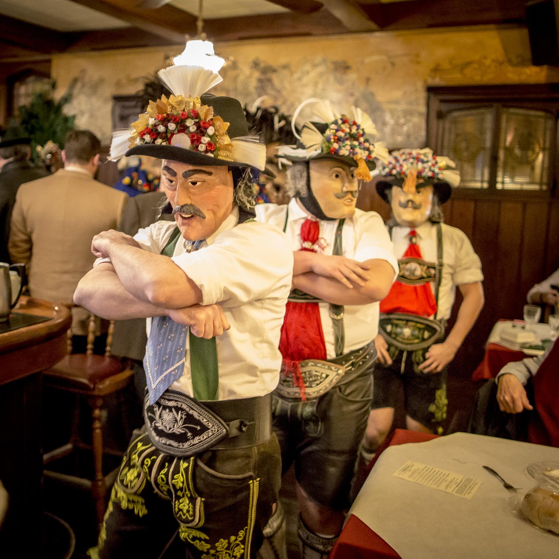 Mullers Dancing at Kegel's Inn