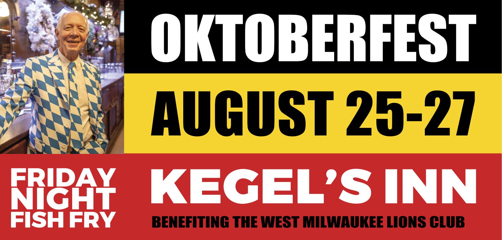 Milwaukee's first Oktoberfest 2017 august 25-27