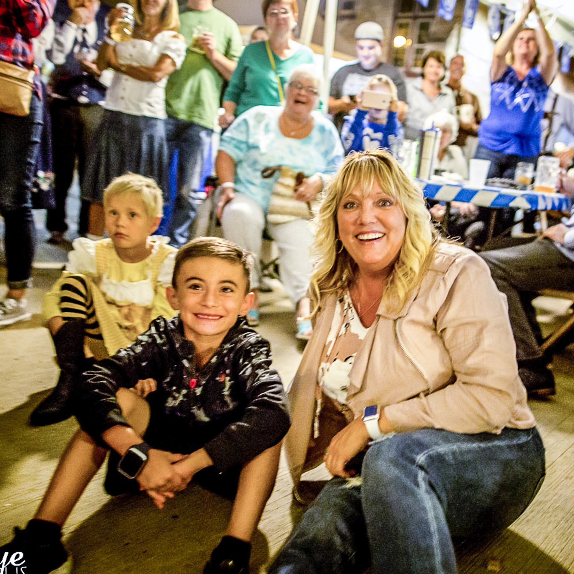ACTIVITIES - Kids Area, best of local beer challenge, Stein Holding, Barley to Barrel classes & More