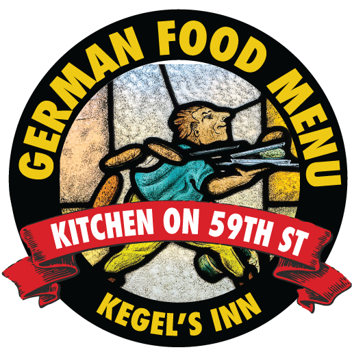 FOOD MENU - Coming Soon! Expect Kegel's Inn Friday fish Fry alongside other authentic German festival favorites!
