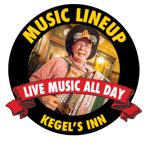 MUSIC LINEUP - Live music all weekend! Lots of German acts but also some good old rock and roll!