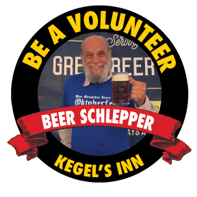 VOLUNTEER - Earn FREE food, T-shirts and Beer! Bier schlepping, registration and other positions available.