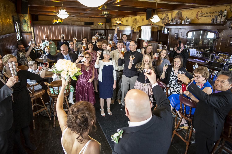 Wedding at kegel's Inn Venue