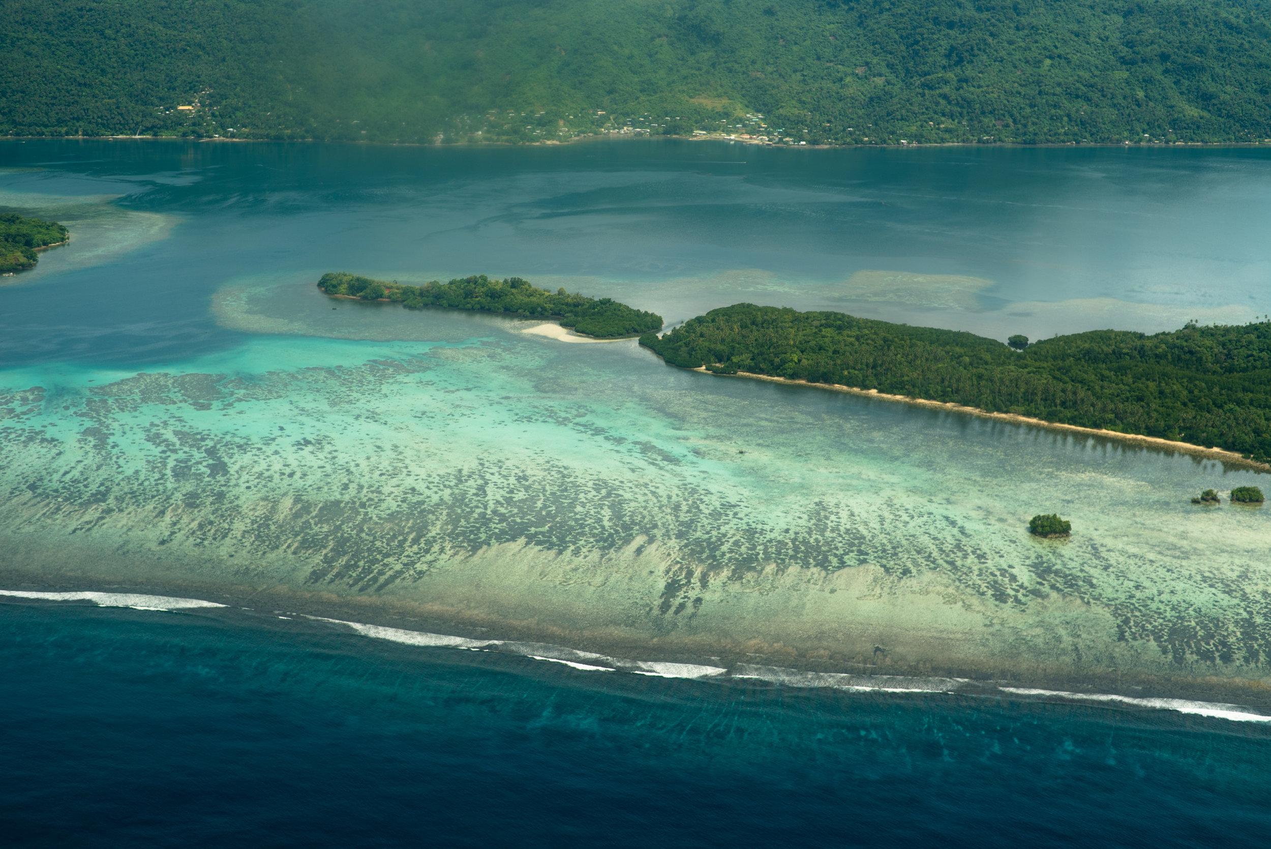 Isabel Province, Solomon Islands.