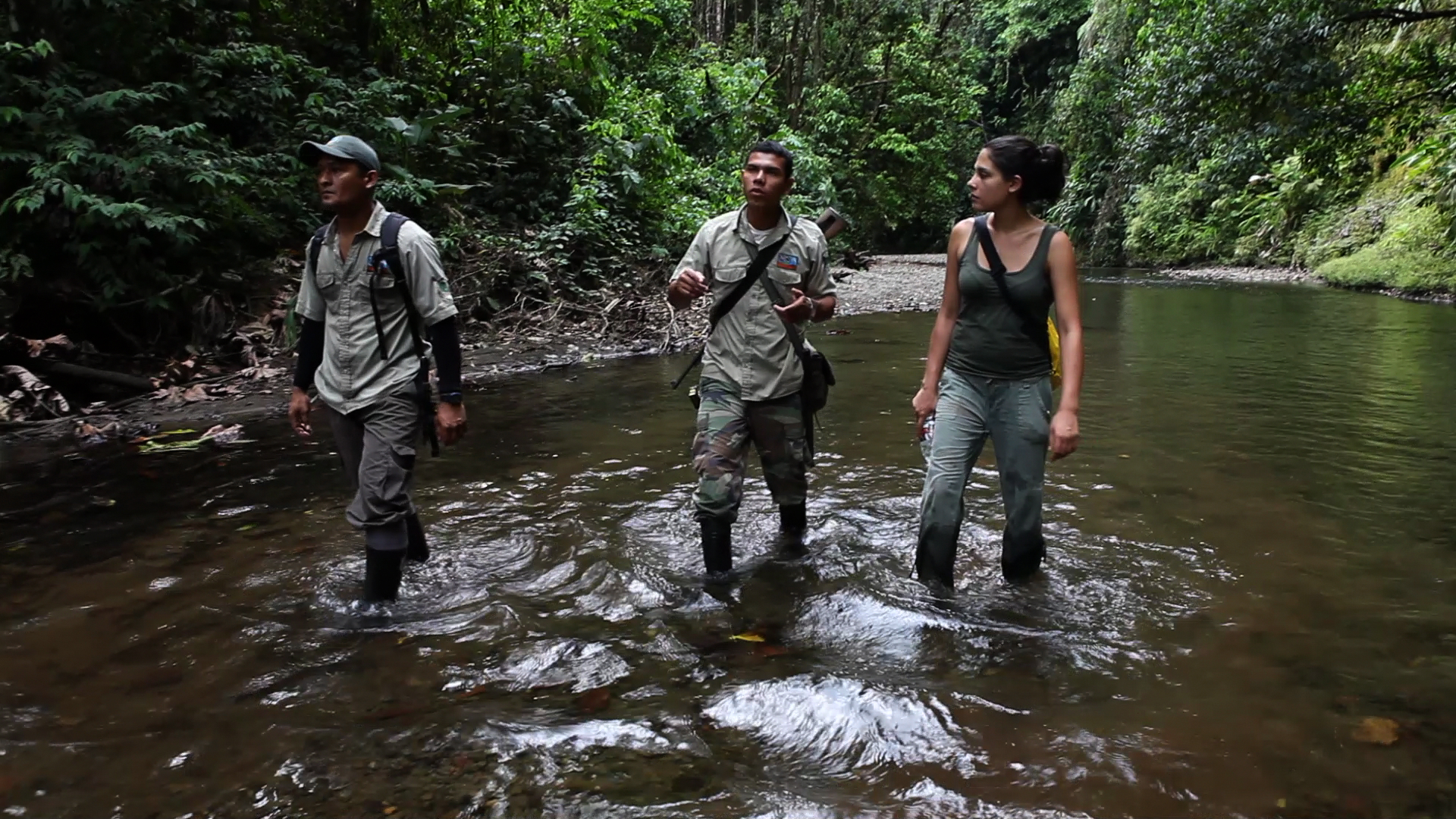 In 2012, we followed park rangers into the Corcovado jungle to the search for poachers.