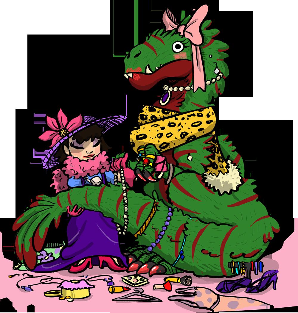 aHay_Pretty Dinosaur.png