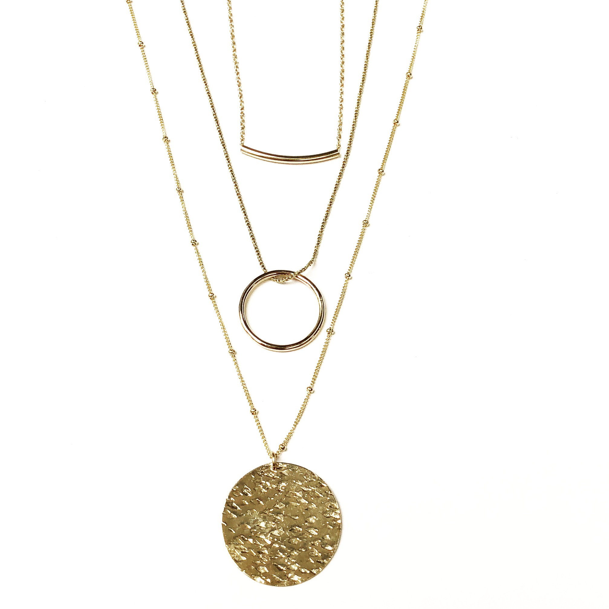 Necklace layers Riona Joie Cassidy 14k gold fill best sellers.JPG