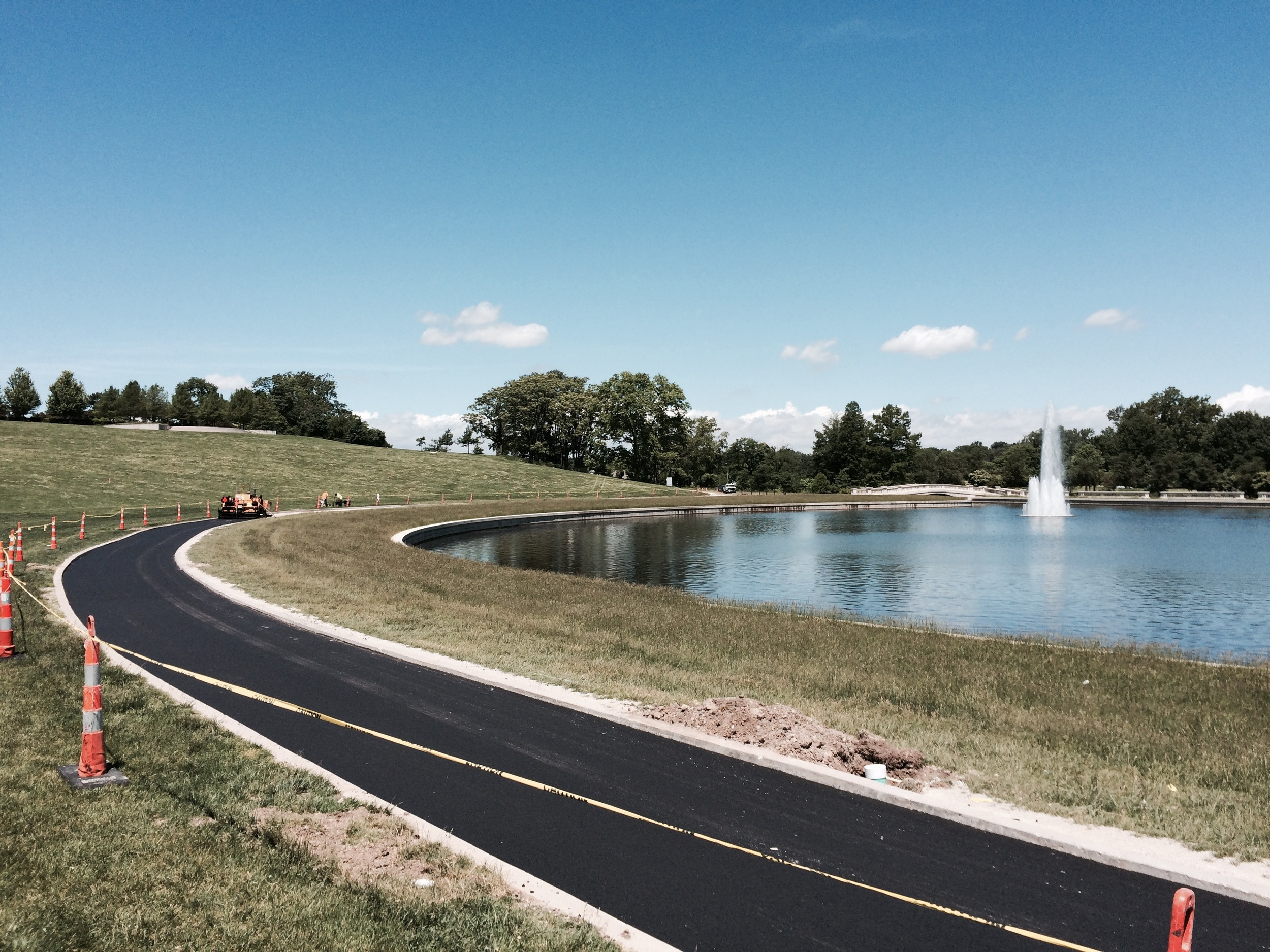 Art Hill Path Improvements