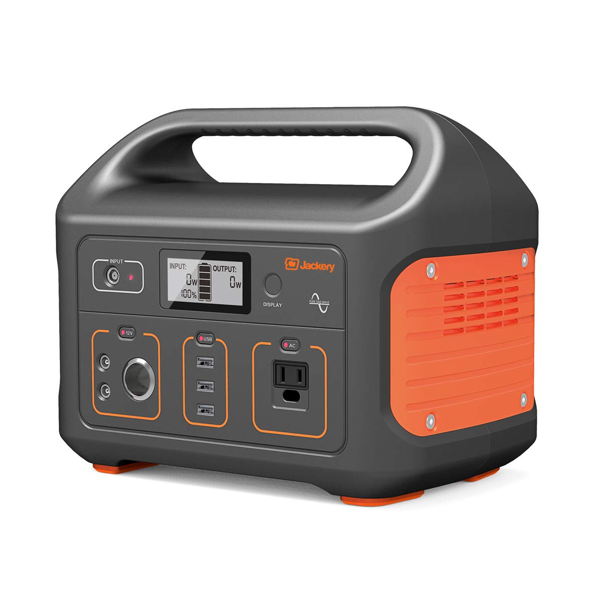 Jackery Portable Power Station Generator Explorer 440
