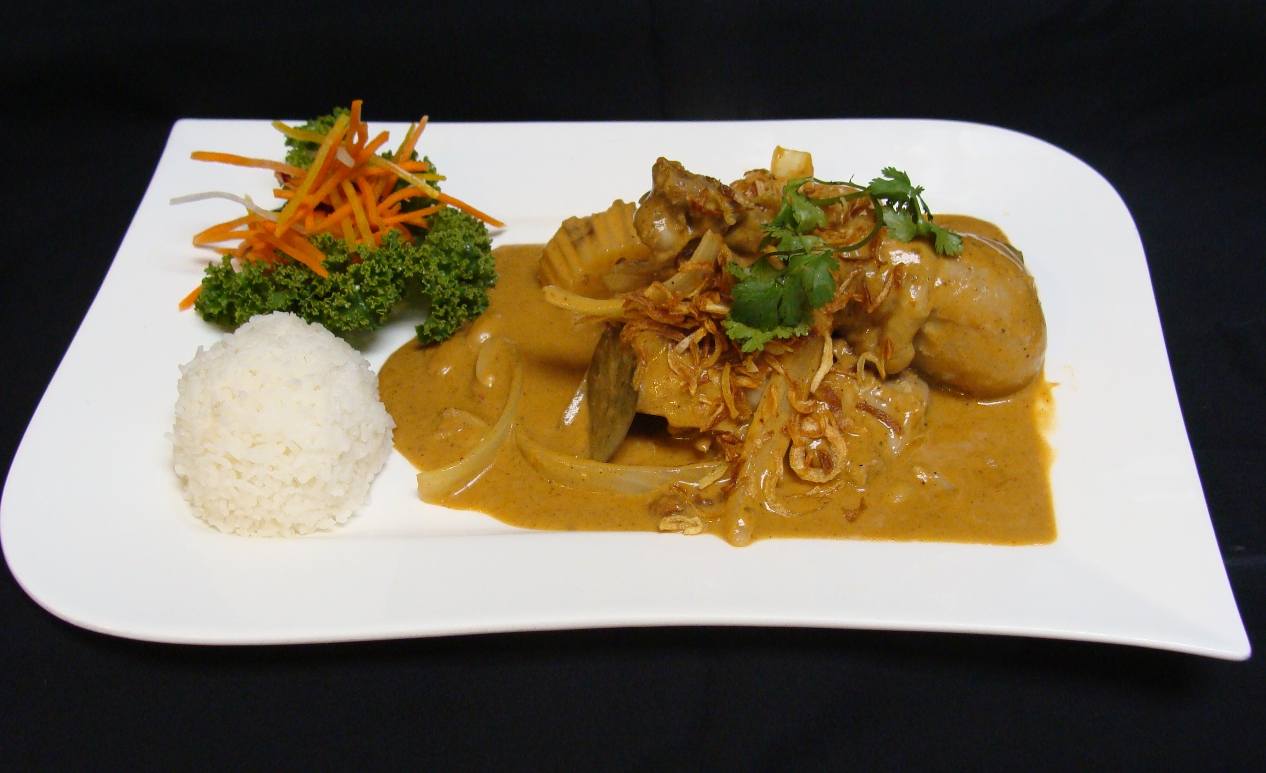Traditional Massaman Curry