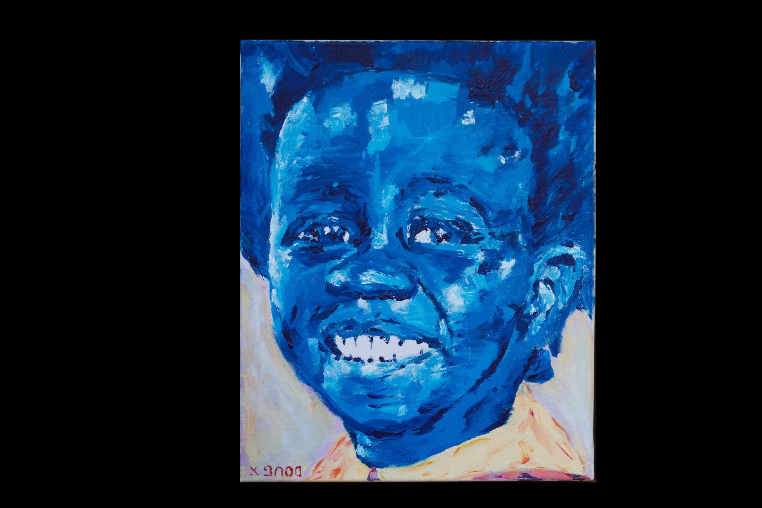 "Portrait of William ""Billie"" Thomas Jr."