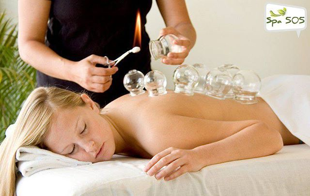 The suction and negative pressure provided by cupping can loosen muscles, encourage blood flow, and sedate the nervous system.  #massapequa #massage #massapequamom #relax #acupuncture  Visit our website: http://www.spa505.com