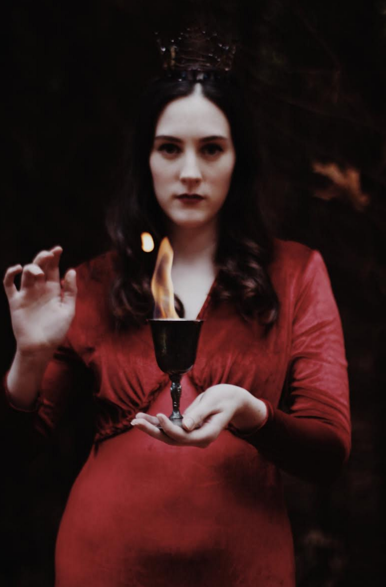 Courtney Brooke, Light Witch