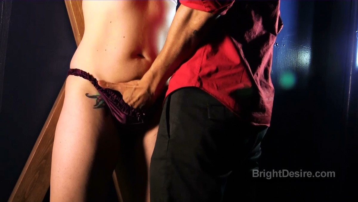 """Siouxsie Q and Mickey Mod in """"Yes Sir"""" at  BrightDesire.com"""