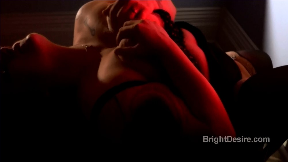 """Courtney Trouble in """"Kiss of the Spider Woman"""" at  BrightDesire.com"""