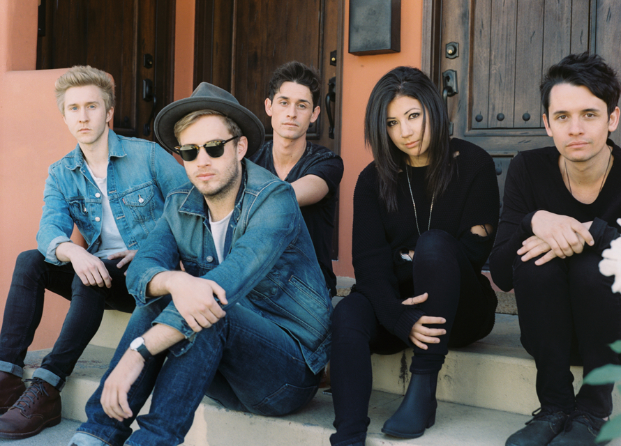 The summer set for Highlight Magazine, March 2016, Silver Lake, California