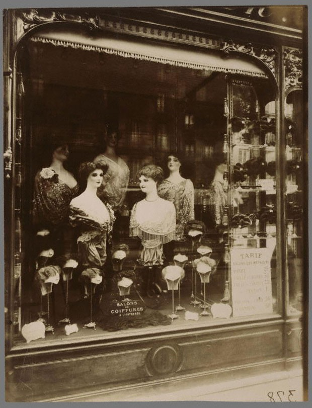 Eugéne Atget via The Getty Museum