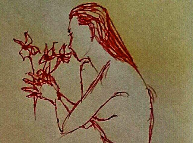Sketch by Arielle Jones