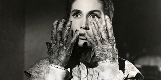 The Witch's Mirror (1960)
