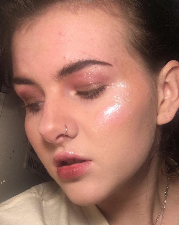 klimt makeup