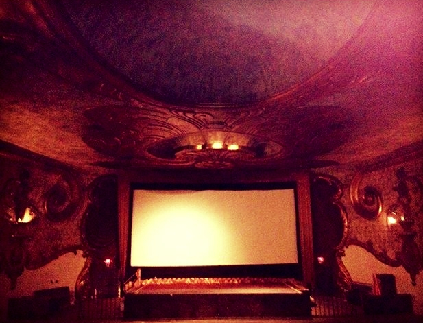 Crest Theater. Photo by Quintana