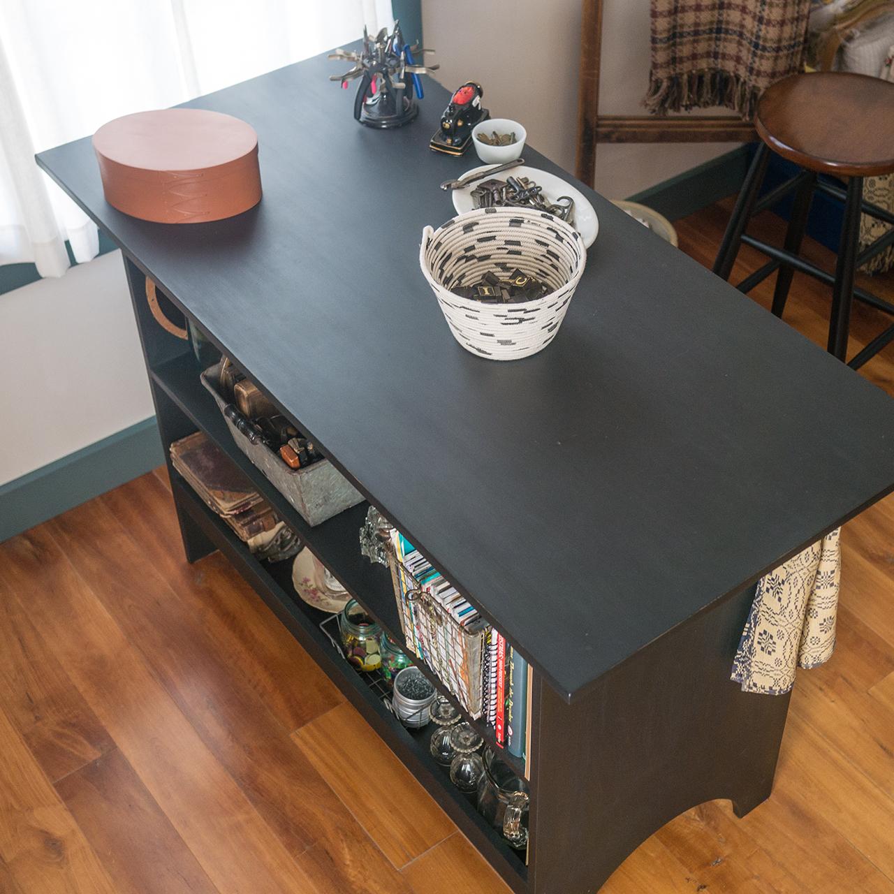 Shaker Work Table