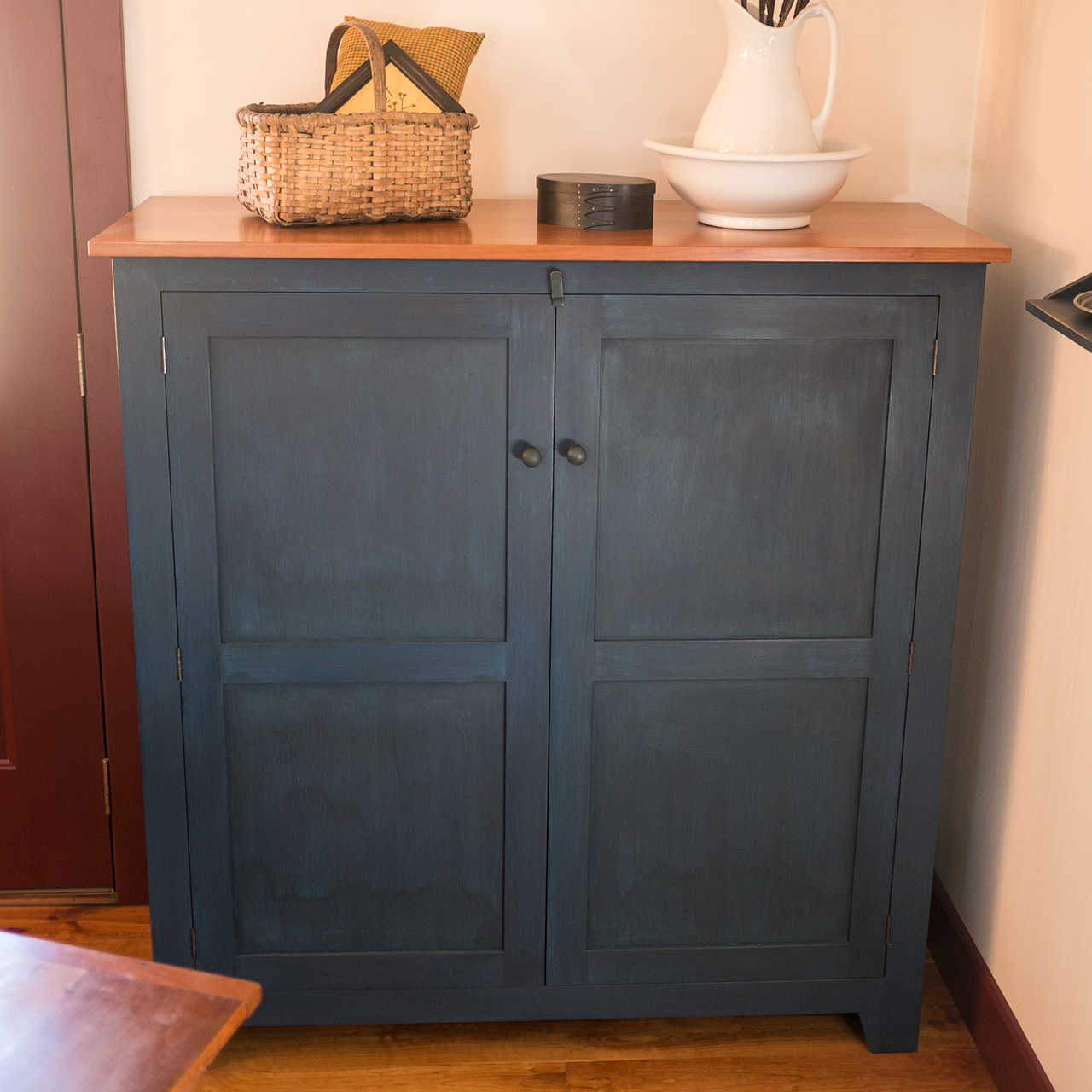Tall Two Door Cabinet