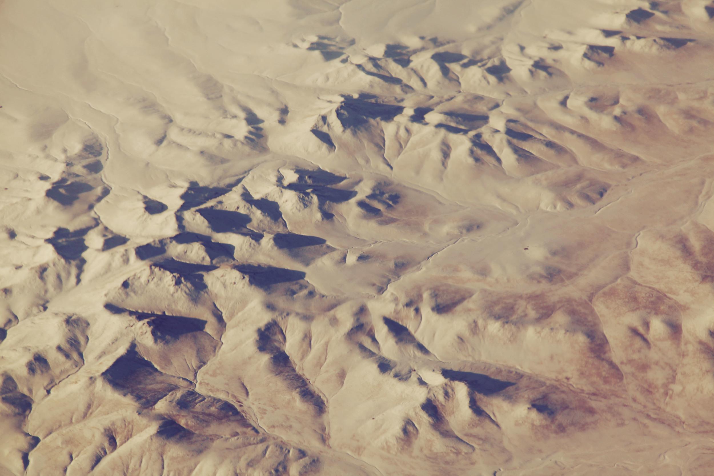 High Desert of Mongolia