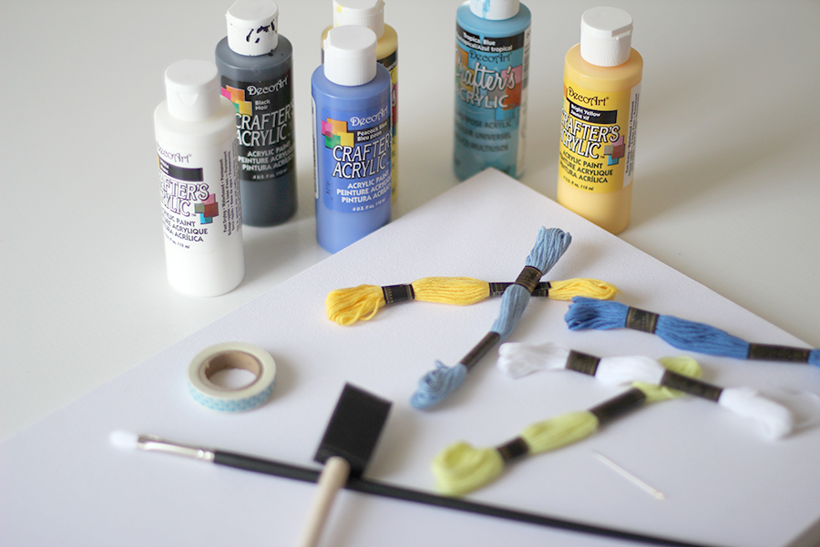 tools and materials for geometric embroidered painting.png