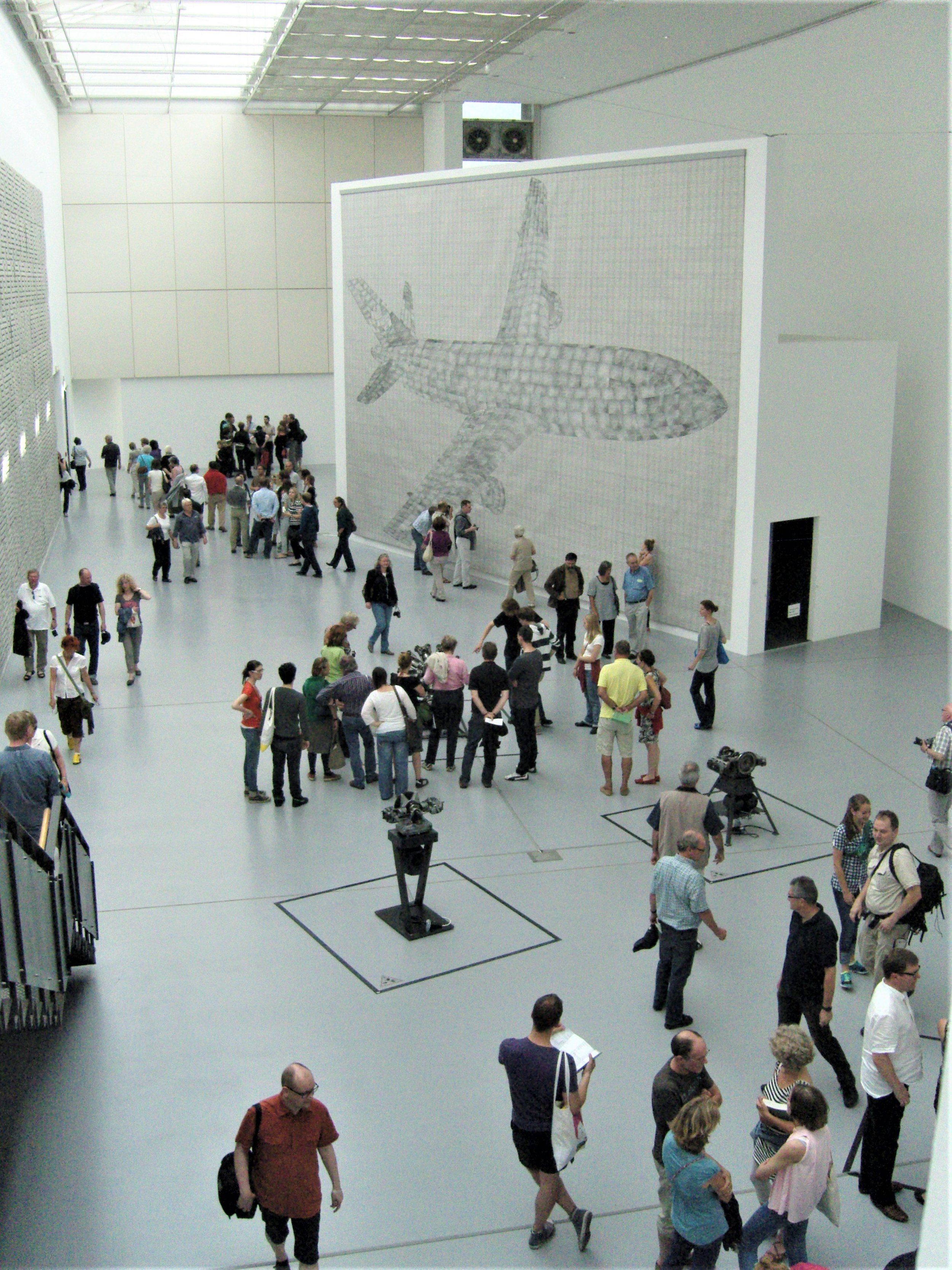 dOCUMENTA (13).  Photo: © Alise Tifentale.
