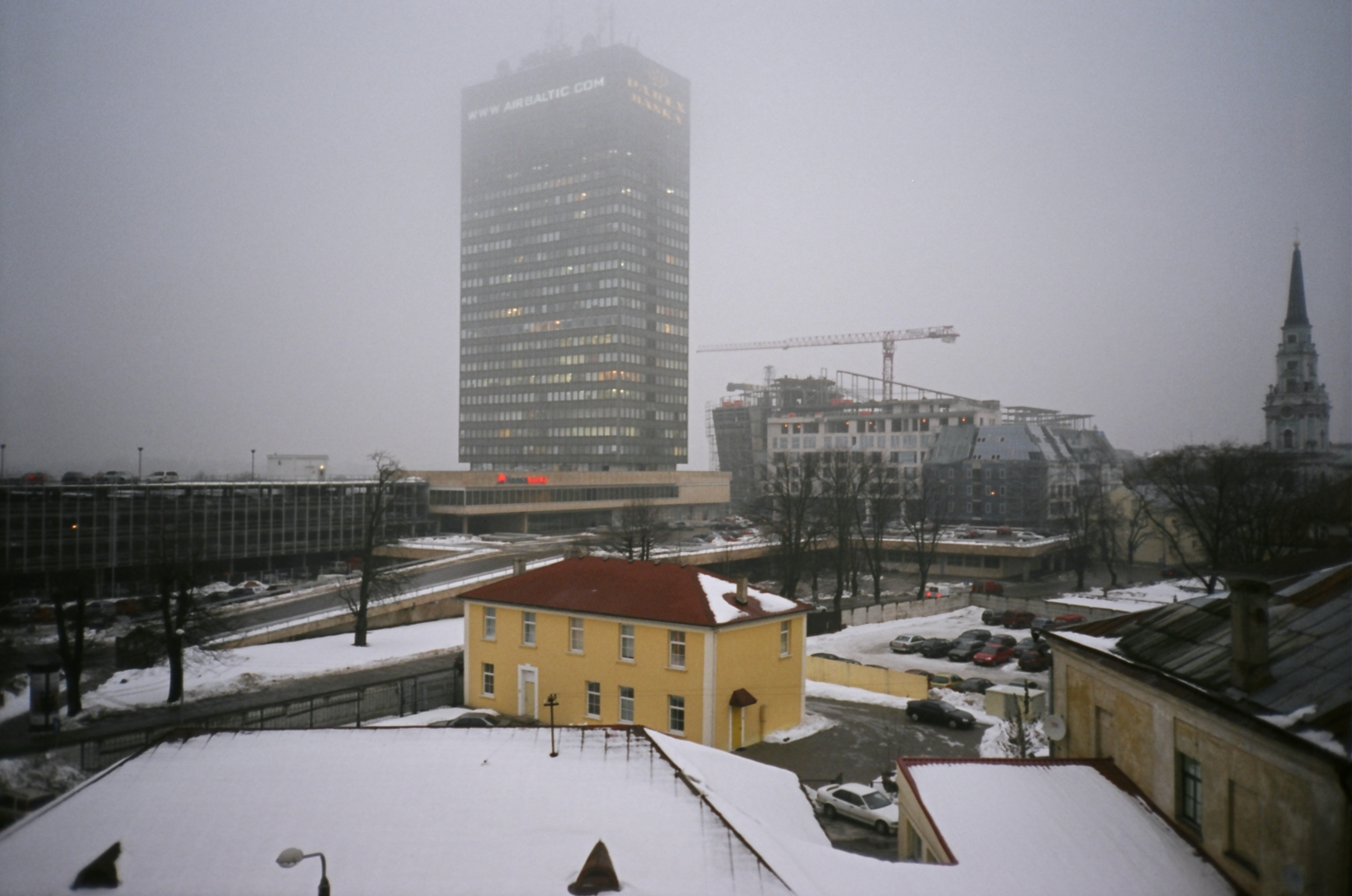Riga, Latvia. Photo: © Alise Tifentale.