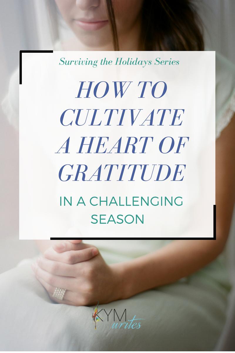 Heart of Gratitude for holiday season