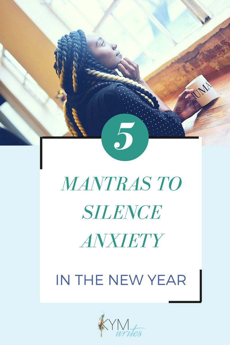 Silence Anxiety in the new year