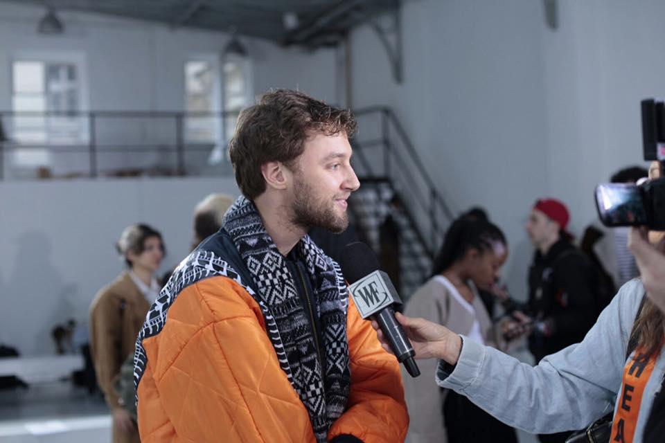 Talking to world Fashion Chanel @ Paris fashion week