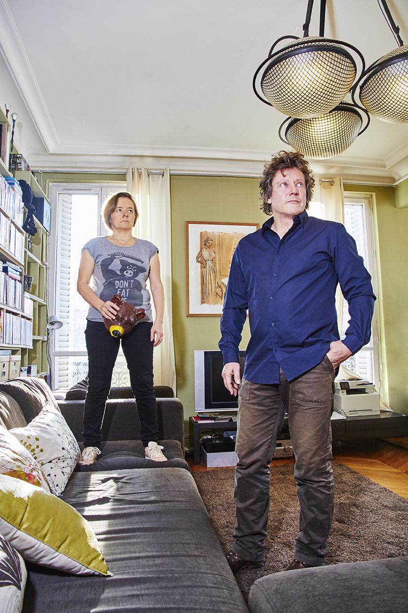 Genevieve & Philippe Gauckler