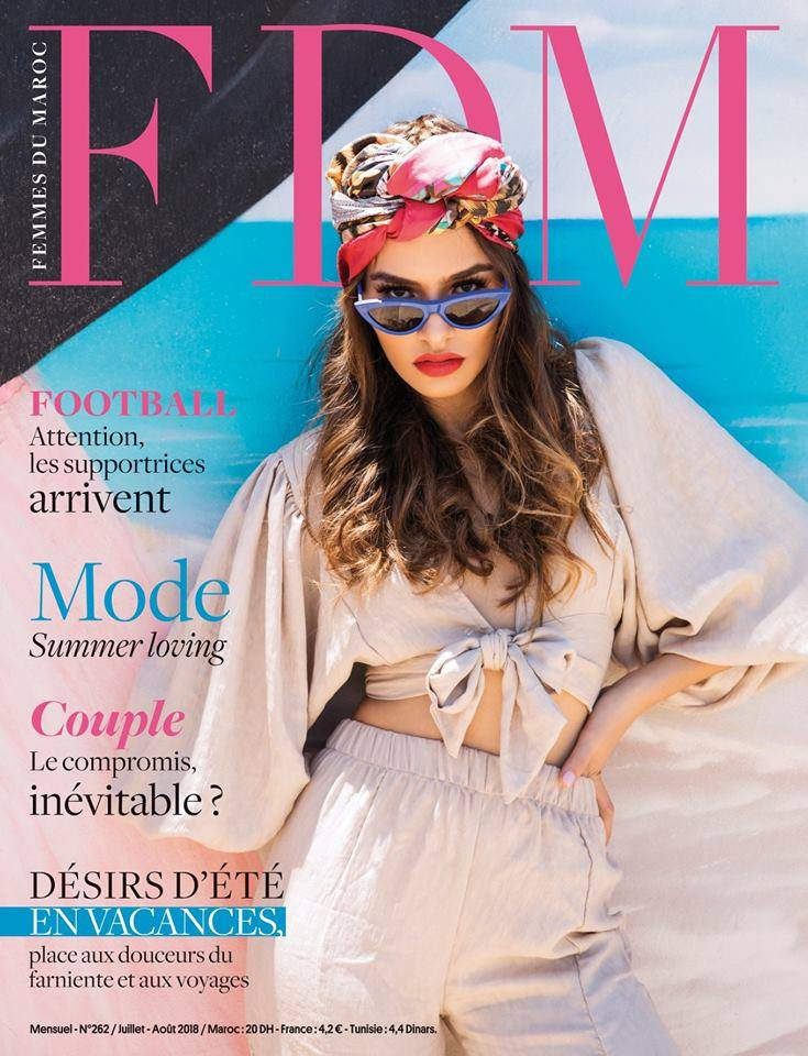 Very happy to show the new  Femmes du Maroc - Caftan  cover shot:  Christian Mamoun Photography   all thanks to the amazing stylist and producer  Anas Yassine   stunning  Hafssa Bahajji i great make up and hair  Leila B Makeup Artist  awesome post production  Abdel Kebdani   special thanks to the  Flamingo Beach Club  for having us !  Cover Look: @mae & @celine chez  LYNX Optique MAROC