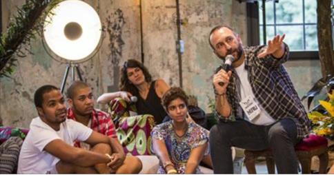 Maurício Curi é storyteller, inovador social e mentor na co•mo•ver