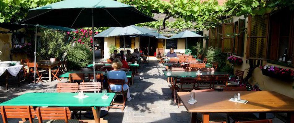 Best Bars Vienna ~ Weingut Mayer