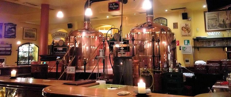 Best Bars Vienna ~ 7 Stern Brewery