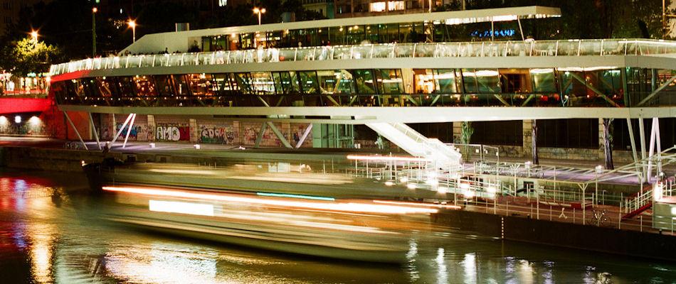 Best Bars Vienna ~ Motto Am Fluss