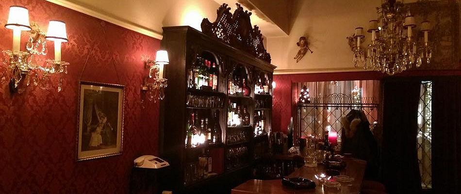 Best Bars Vienna ~ Bonbonniere