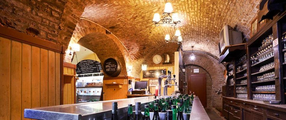 Best Bars Vienna ~ Esterhasy Keller